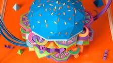 طابعة 3D تنتج طعاماً سهل البلع!!!