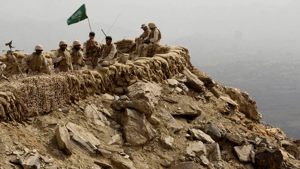 saudi yemen border reuters