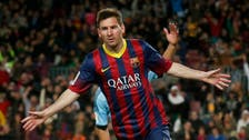 It must be hard to be Messi, Barca coach says