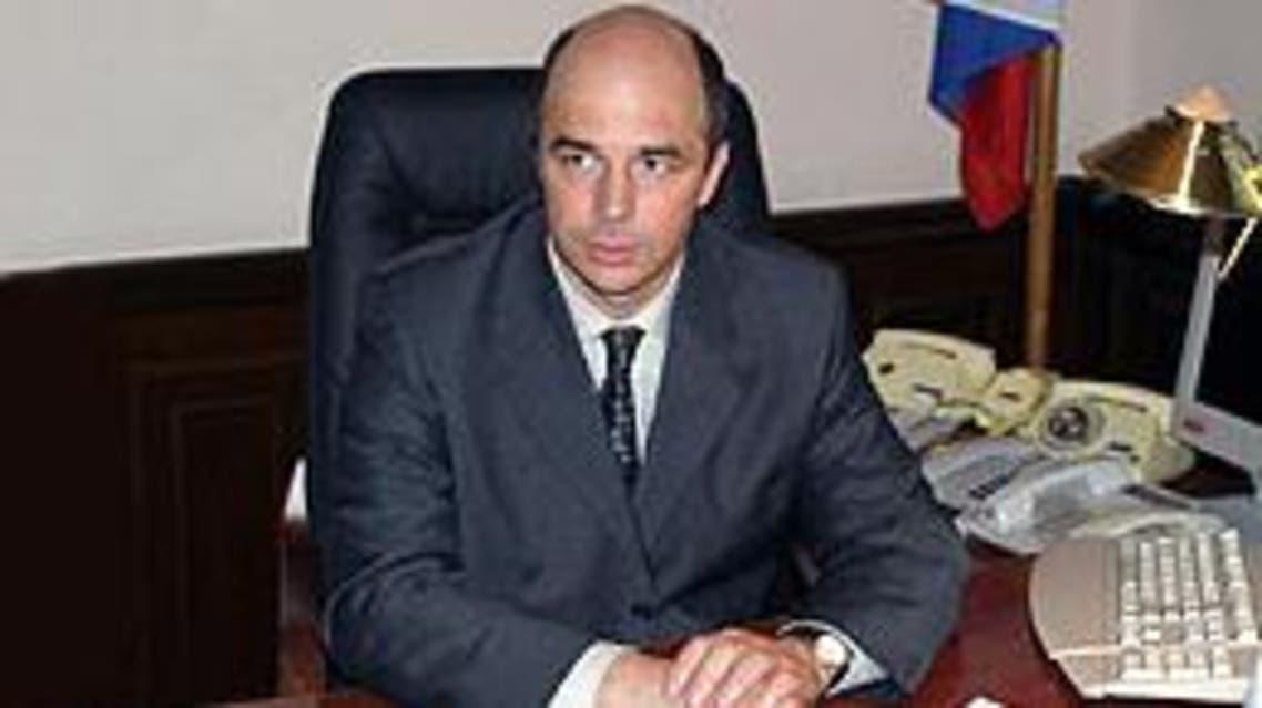 آنتون سیلوآنوف وزیر دارایی روسیه