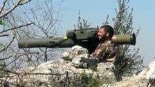 أسلحة أميركية جديدة في يد المعارضة السورية