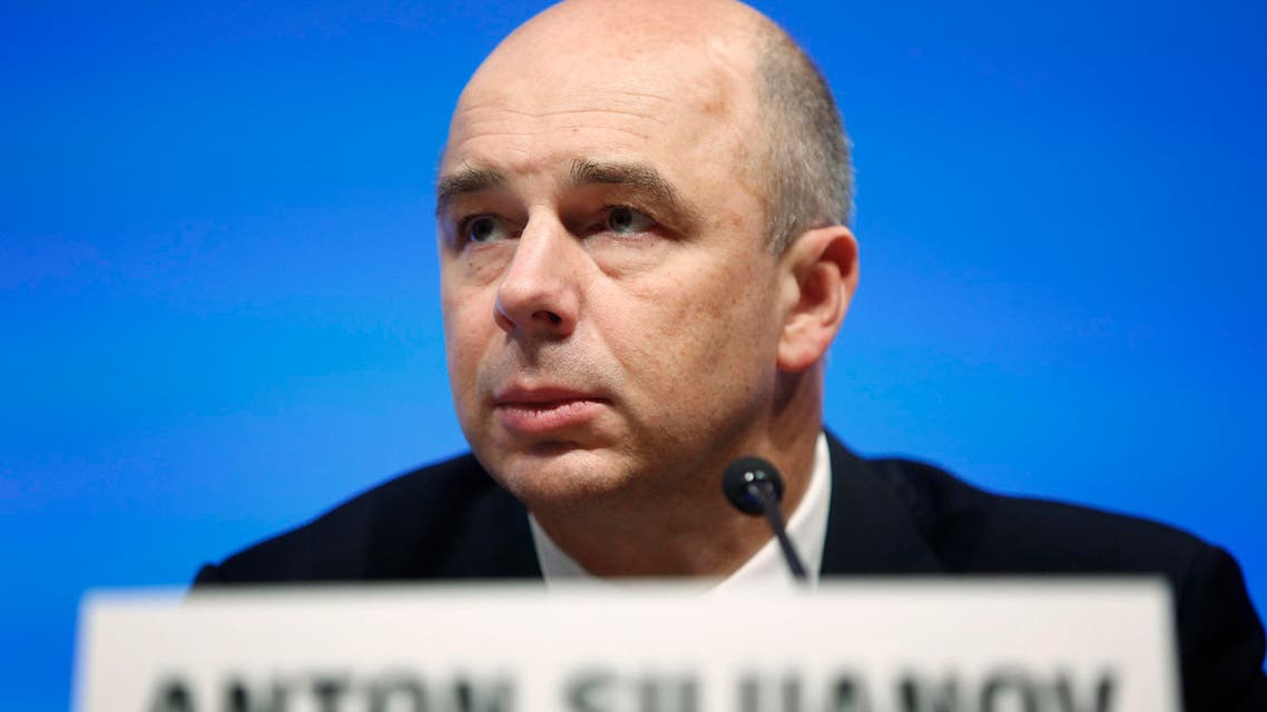 russia finance minister reuters