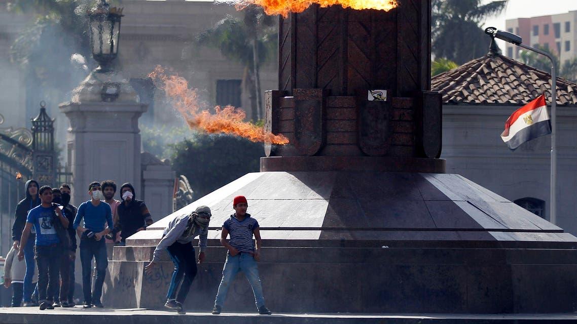 مظاهرات الإخوان للإخوان