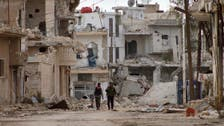 Syrians trade blame over 'poison' gas attack