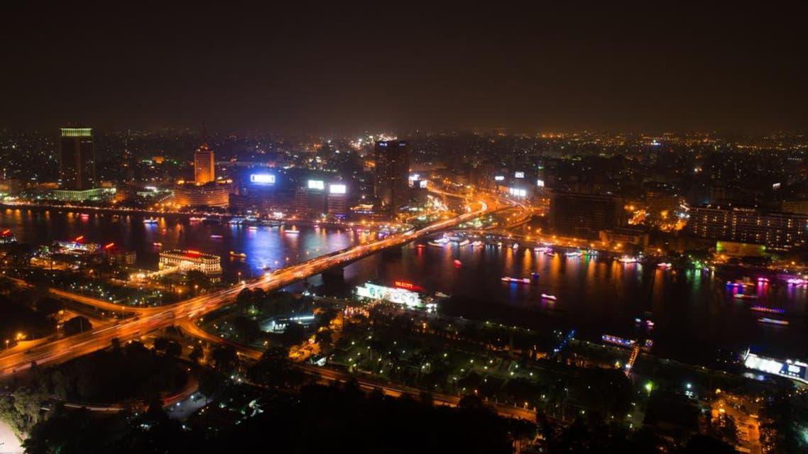 cairo night shuttestock