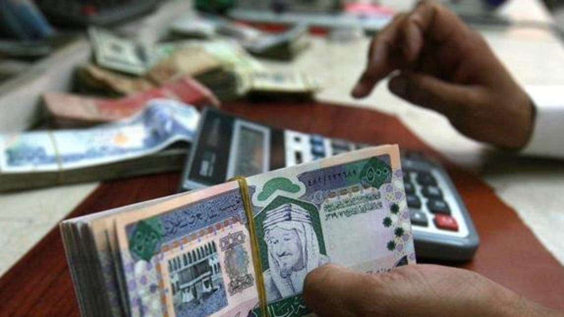 عملة سعودية بنوك