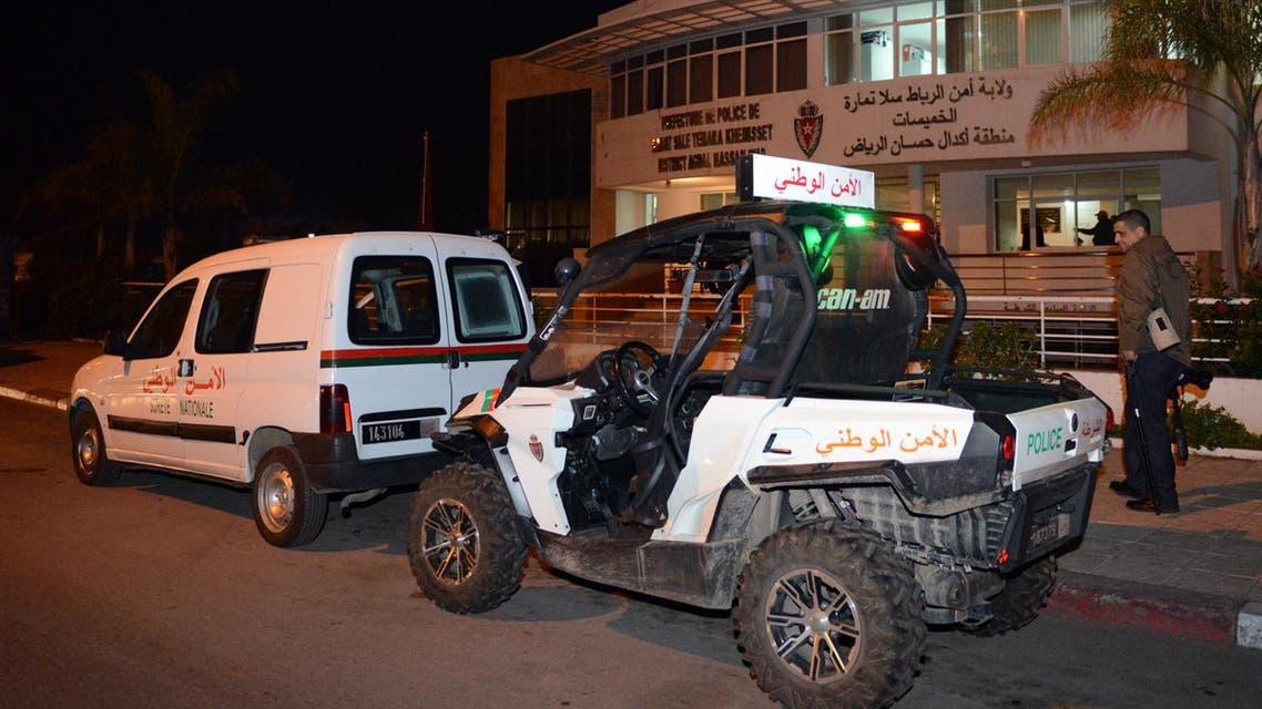 الأمن المغربي