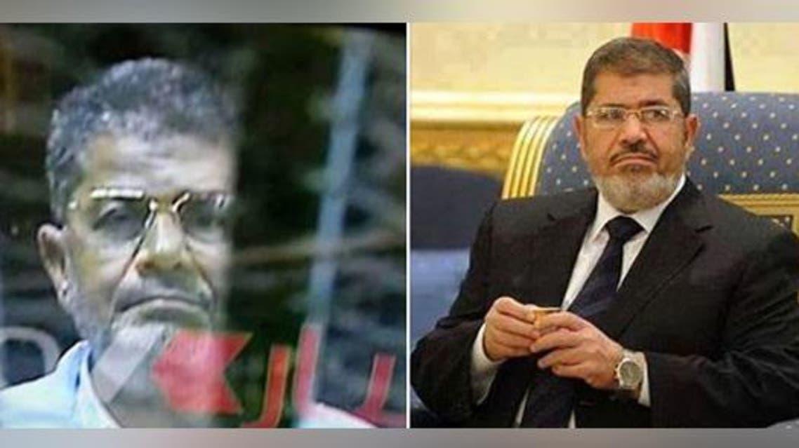 ابنة مرسي
