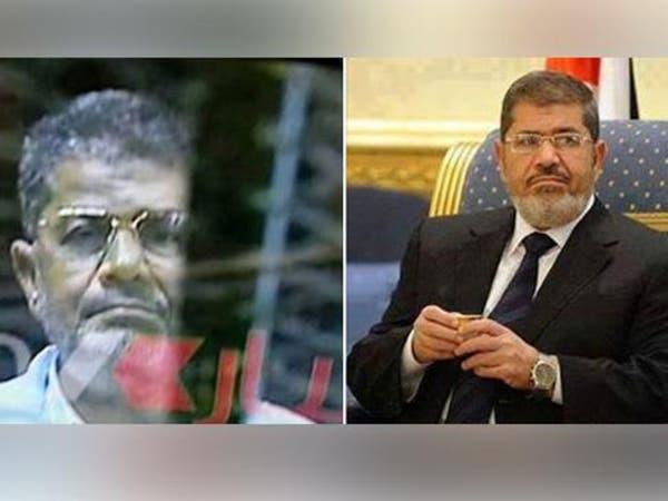 ابنة مرسي: الرجل الذي في القفص ليس أبي ..دققوا جيداً