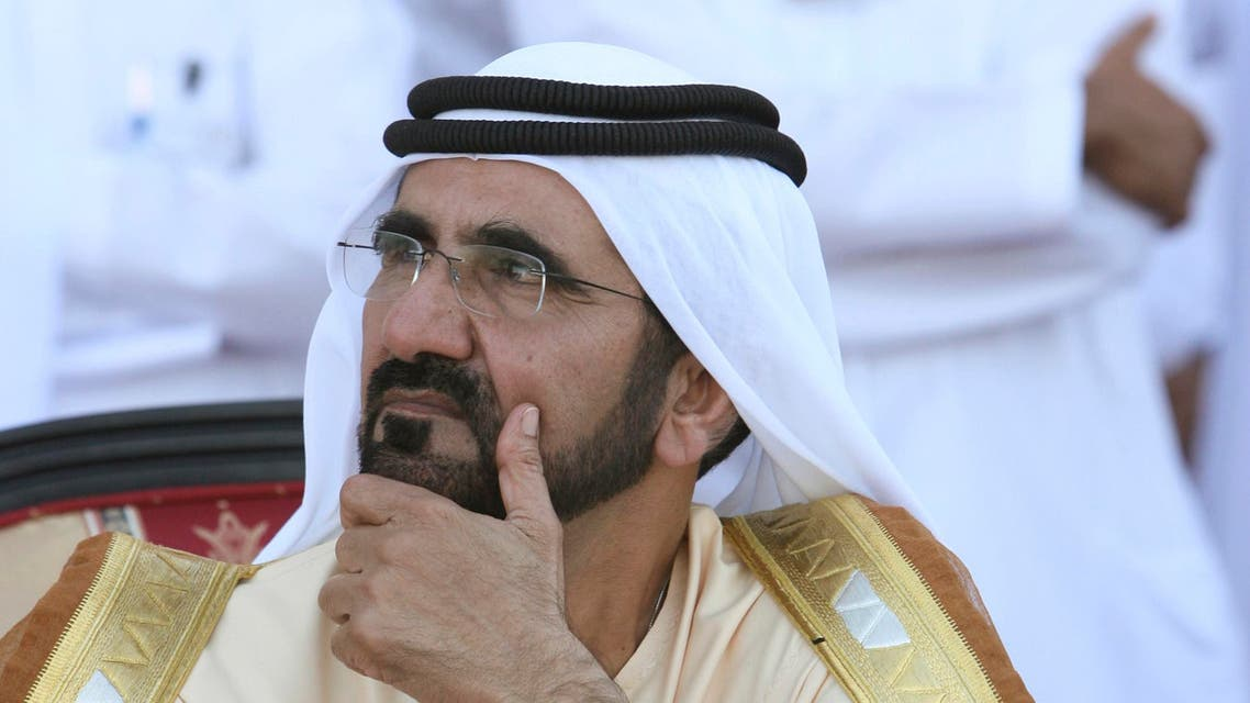 sheikh mohammad reuters