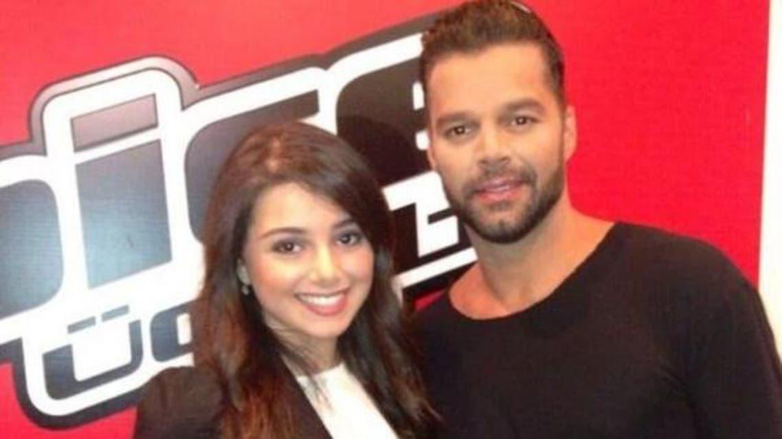 Ricky Martin Assi helani daughter