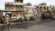 Suicide bomber kills seven police in Iraq