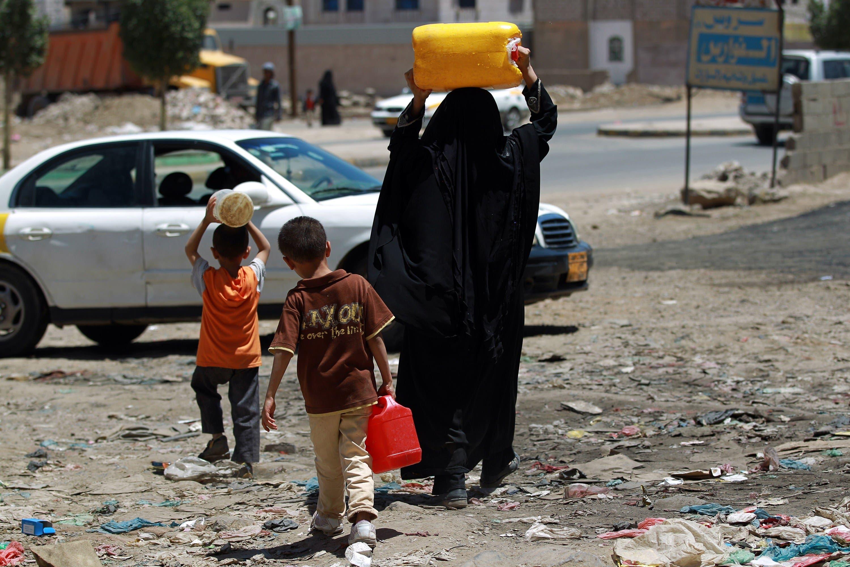 Yemen's dire water shortage