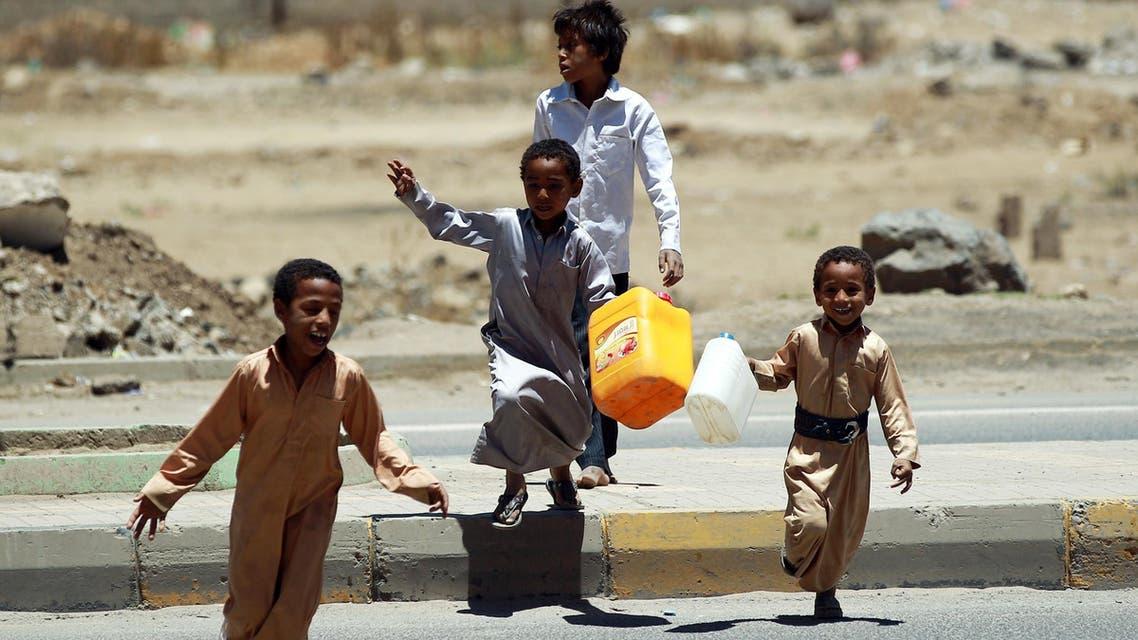 Yemen's dire watershortage