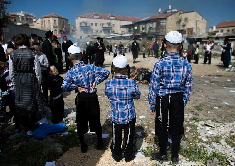 Jews prepare for Passover