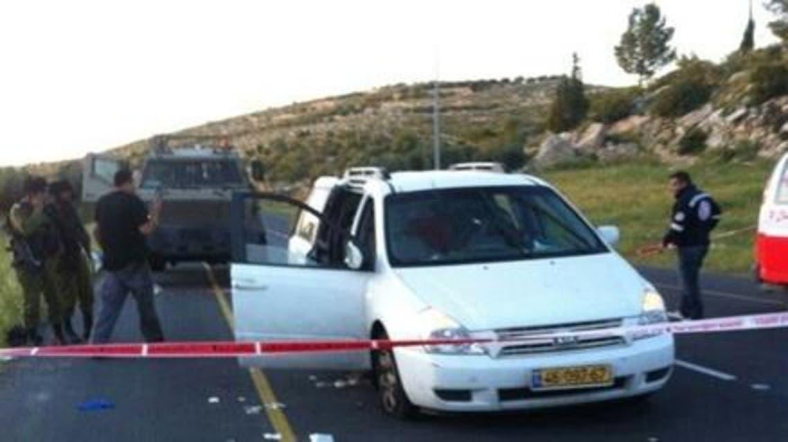 مقتل مستوطن اسرائيلي وجرح آخرين برصاص فلسطينيين بالقرب من حاجز ترقوميا في الخليل