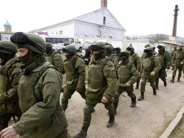 لندن تتهم موسكو بحشد قواتها على حدود أوكرانيا