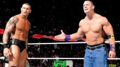 """نجوم """"WWE"""" في الرياض لأول مرة"""