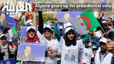 Algeria gears up for presidential vote