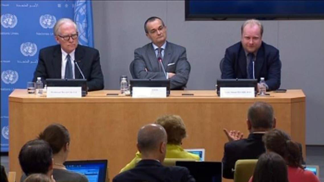 لجنة التحقيق في التعذيب في سجون سوريا