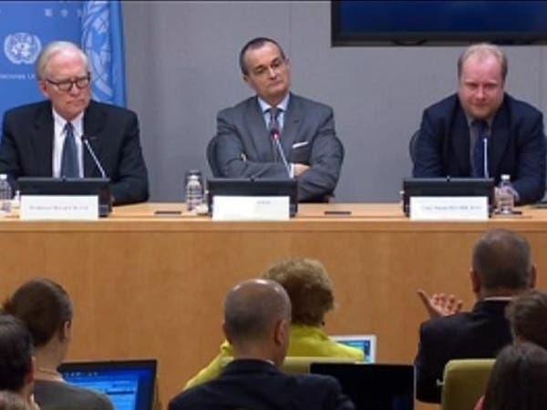 لجنة التحقيق الأممية: صور التعذيب بسجون سوريا صحيحة