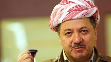 البرزاني: استفتاء استقلال كردستان العراق في موعده