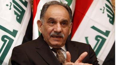 """المطلك يندد بانسحاب الجيش العراقي """"المخجل"""" من الرمادي"""