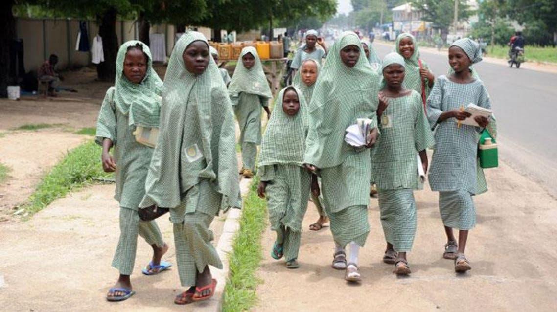 طالبات نيجيريا