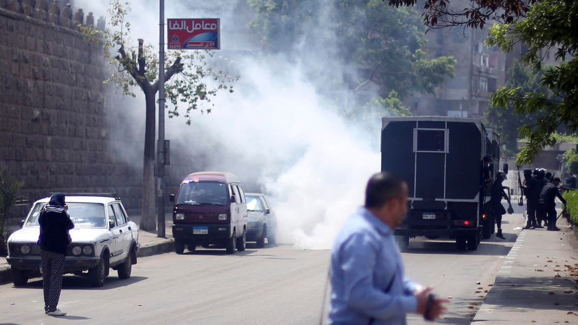 egypt bomb reuters