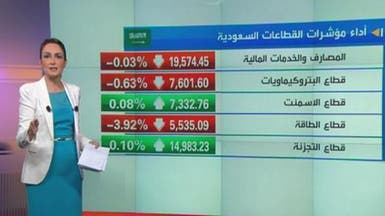 """سوق السعودية تميل للتراجع وسهم """"الدريس"""" يكسب 9.8%"""