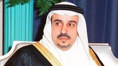أمير القصيم يحذر وزير الزراعة من كارثة اقتصادية