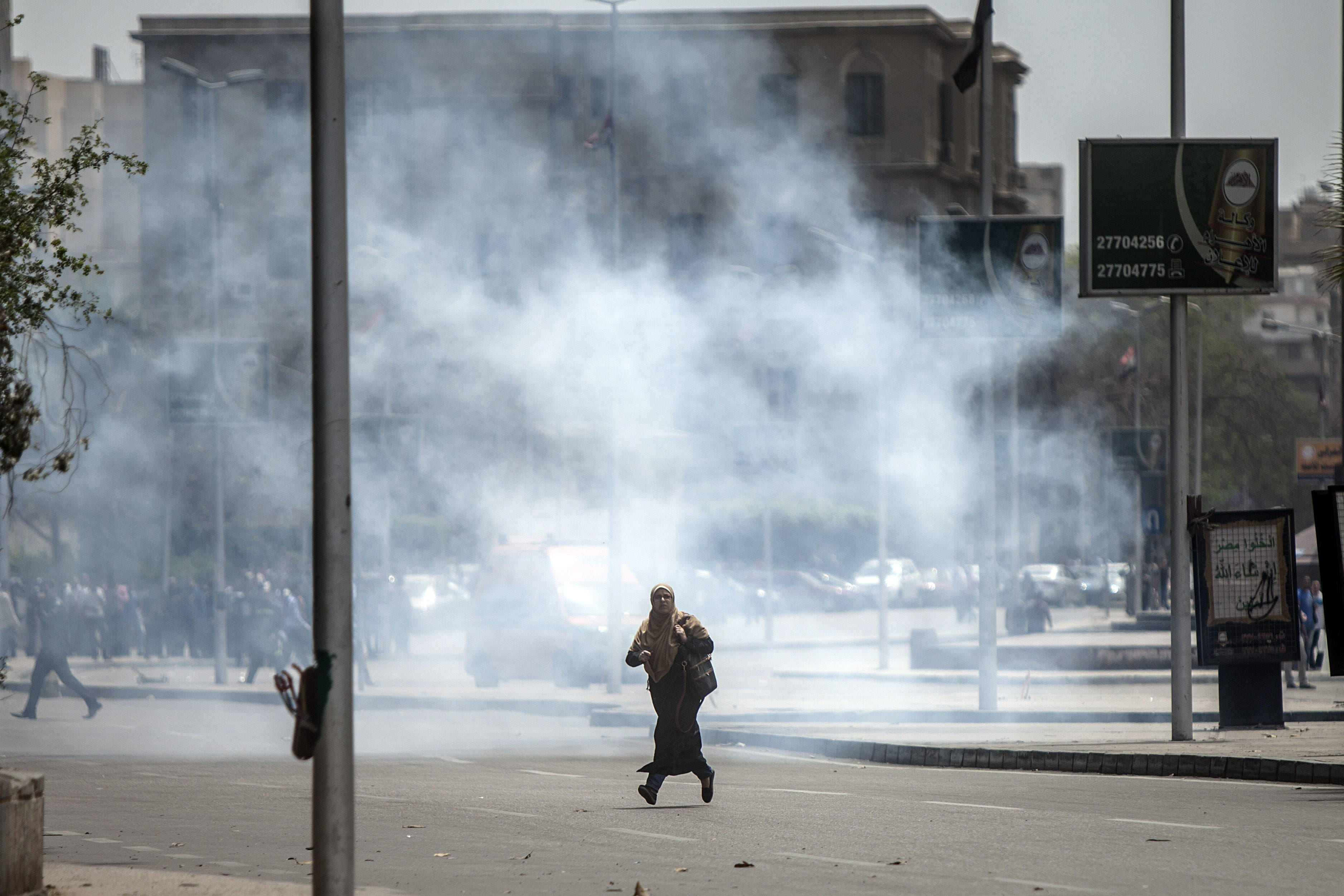 Protests by Mursi supporters persist