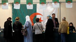 الجزائر تنتخب رئيسها وعين بوتفليقة على ولاية رابعة