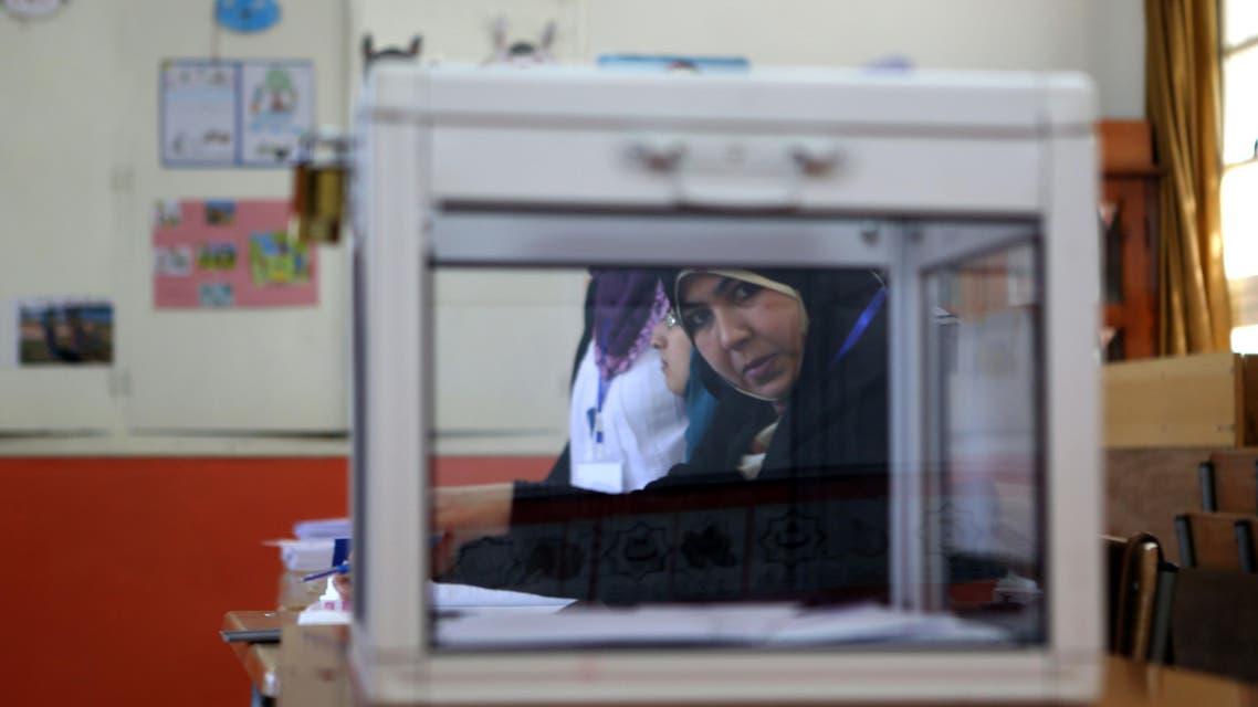 Algerians vote