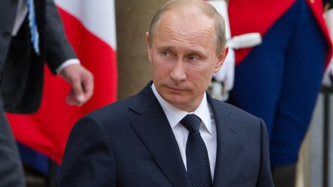 Russian President Vladimir Putin said he is hopeful a deal can be reached with Ukraine on gas supplies. (File photo: Shutterstock)