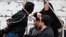 ایرانی ماں نے بیٹے کے قاتل کو تھپڑ رسید کرکے معاف کردیا