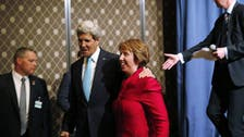 Four-way talks call for end to Ukraine violence