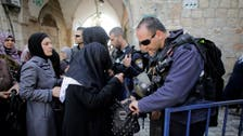 Jews pray in Jerusalem after old city clashes