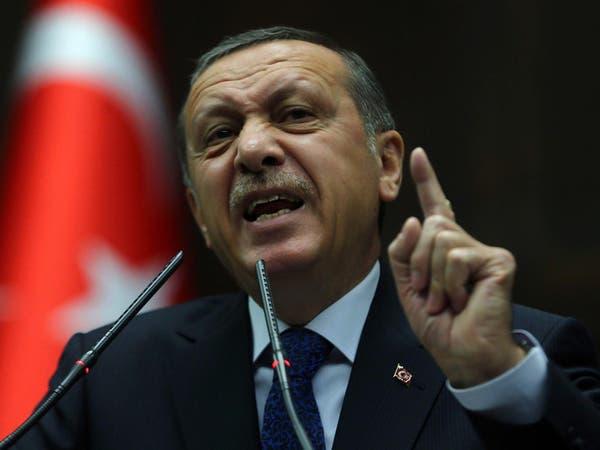 فيديو.. أردوغان يغادر المحكمة الدستورية غاضباً