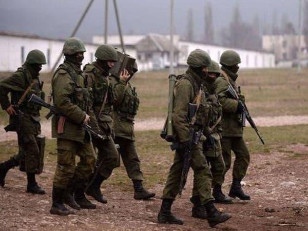 """اتهام """"خلية روسية"""" بإشعال احتجاجات شرق أوكرانيا"""