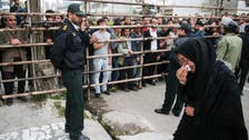 Mother spares life of son's killer with slap in Iran