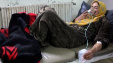Syrian activists report new poison gas attack