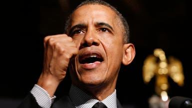 أوباما يهدد روسيا بعقوبات على وقع أزمة أوكرانيا