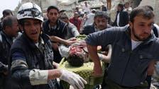 شام:حمص میں مسجد کے باہر بم دھماکا،14 افراد جاں بحق