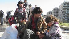 U.N. documents show Assad using starvation policy