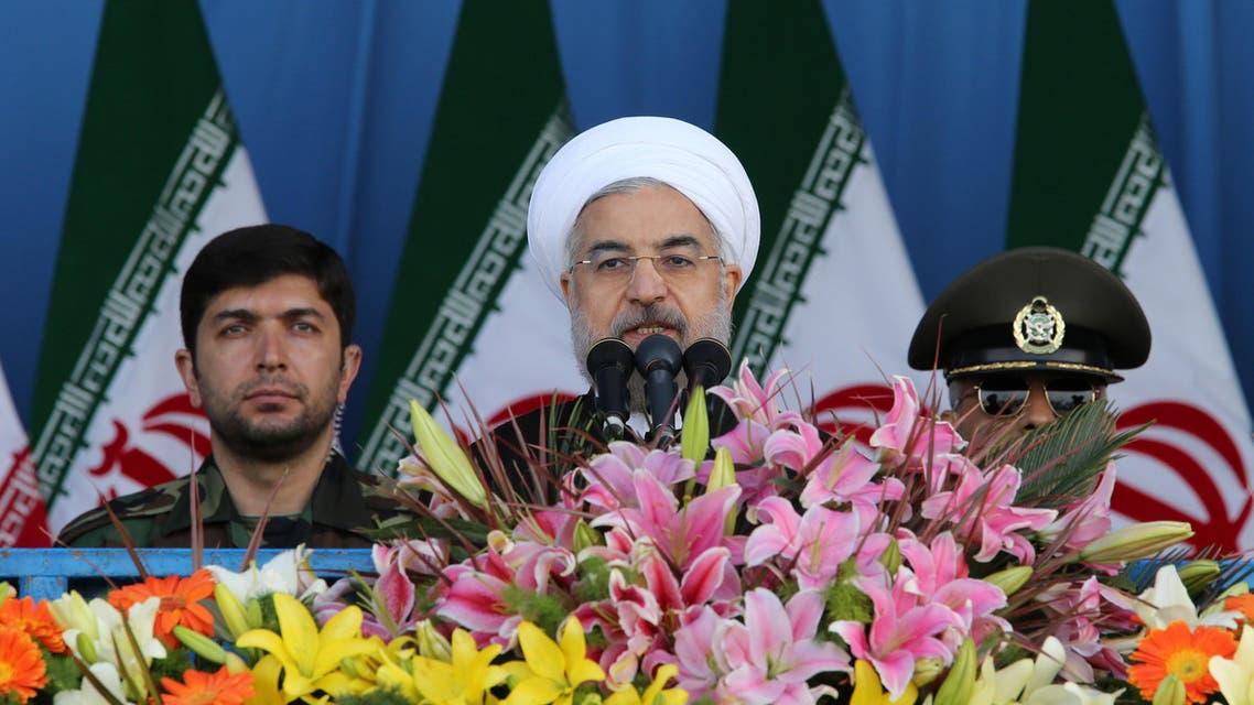 rowhani AFP