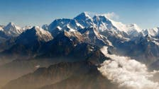 Scientist warns of 'Everest dangers from pollution, melting'
