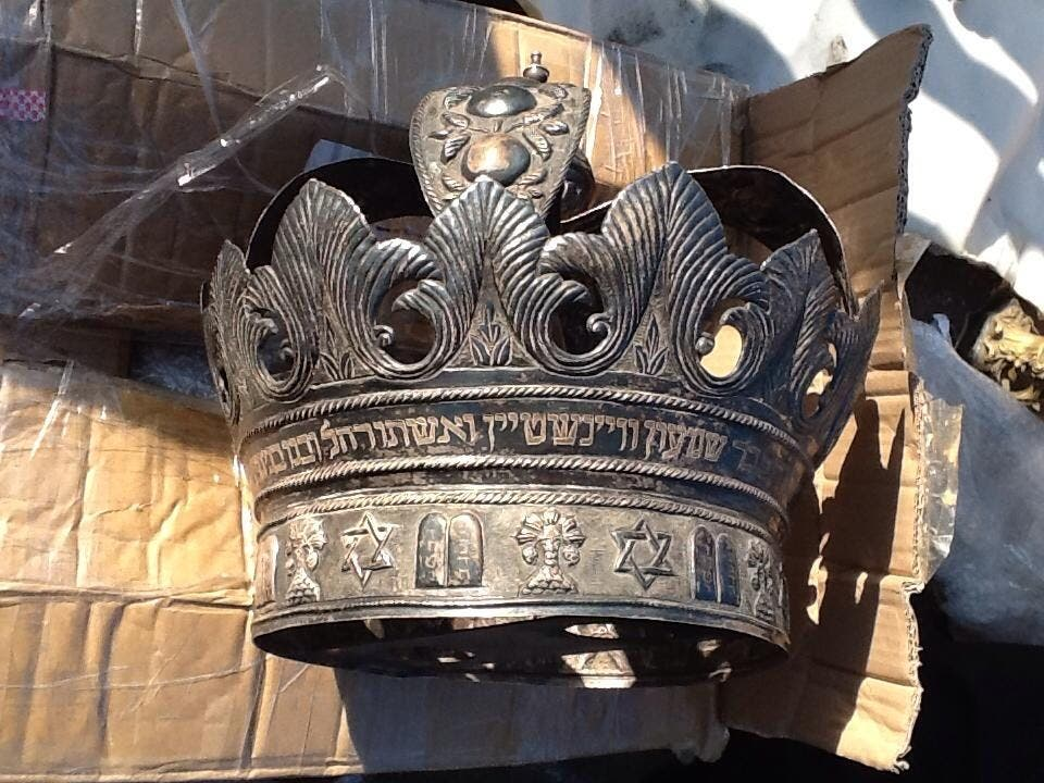 Jewish antiquities Egypt