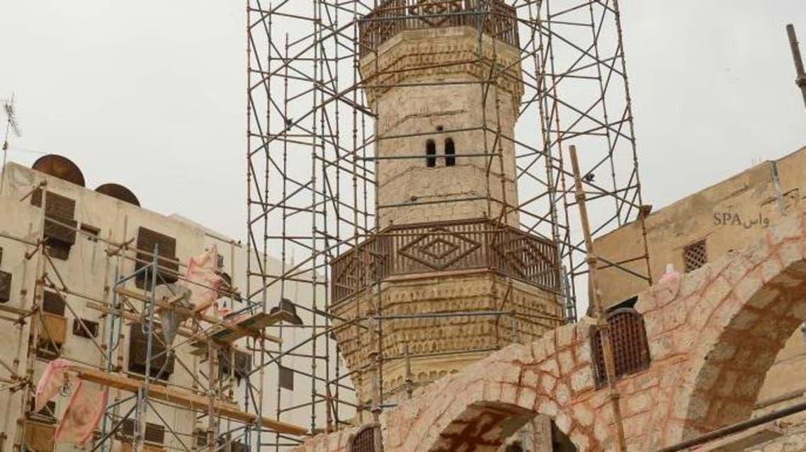 مسجد الشافعي بجدة