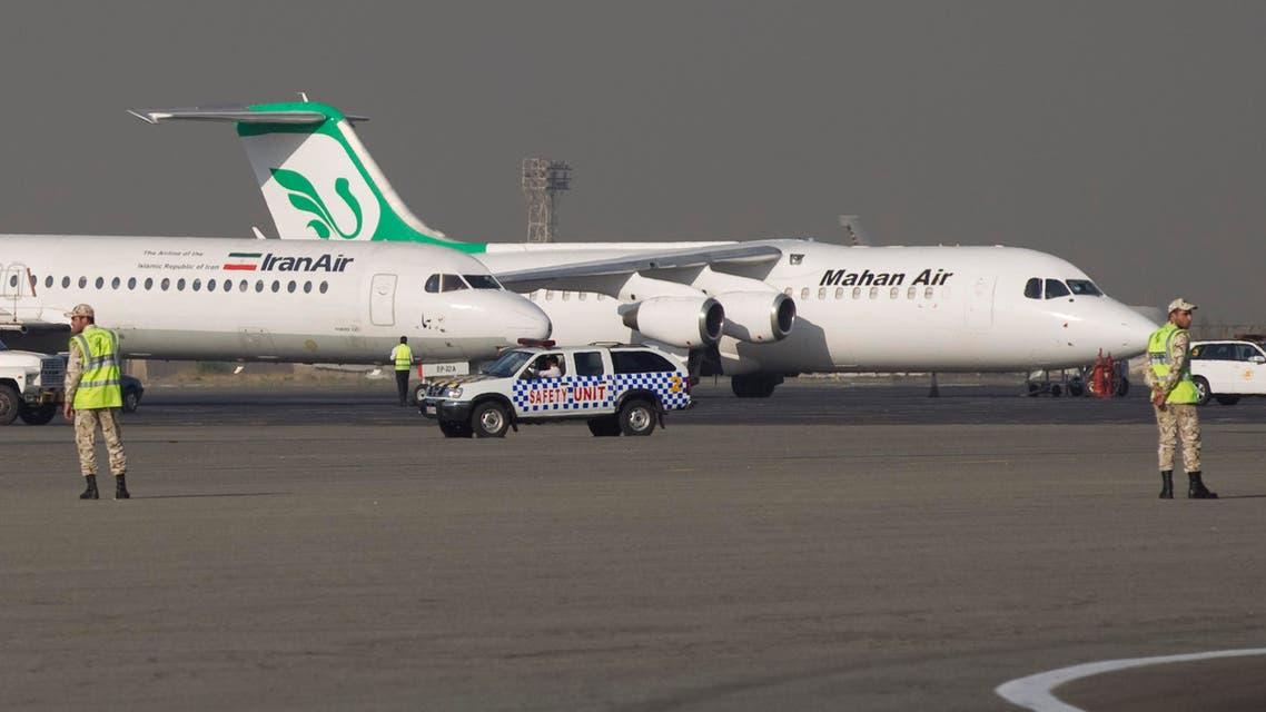 tehran airport reuters